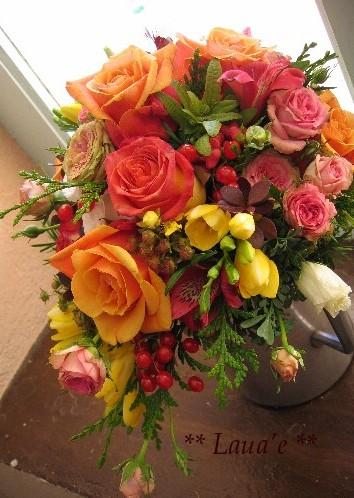 bouquet p